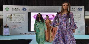 Yeni moda ebru desenli kıyafetler
