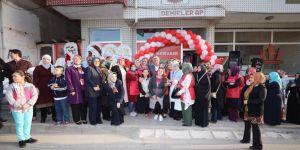İyilik Kervanı Gebze'de açıldı