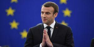 Macron: Savaş sonrası yeni Suriye'yi inşa etmeliyiz