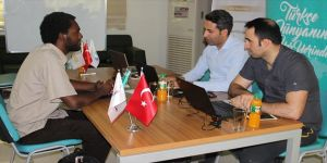 Sudan'da Türkiye Burslarına yoğun ilgi