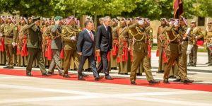 Ürdün Kralı, Avusturya Cumhurbaşkanı ile görüştü