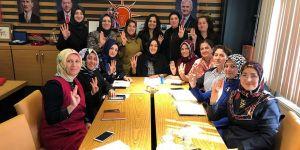 AK Parti'li kadınlar seçime hazır