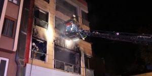 Feci yangın: 3 yaralı