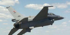 Irak Hava Kuvvetleri'nden Suriye'de hava saldırısı