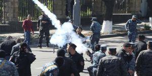 Ermenistan'daki protestolar sürüyor