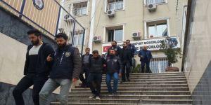 İş adamının 500 bin lirasını gasp eden şüpheliler yakalandı