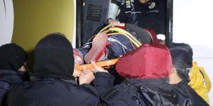 Otobüs kazası: 18 yaralı