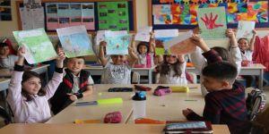 Türk ve Avrupalı minikler arasında 'masal paylaşımı'