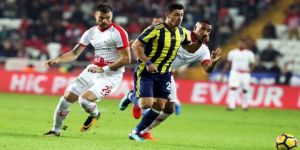 Fenerbahçe, Antalyaspor'u konuk edecek