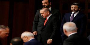 Cumhurbaşkanı Erdoğan, oturumu terk etti