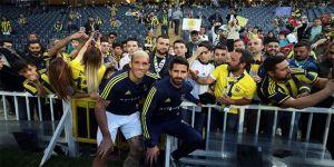 Alper ve Fernandao'dan fotoğraf