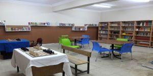 Afrin şehidi Burak Tatar'ın isimi kütüphane de yaşatılacak