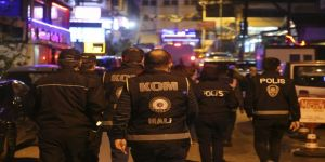 105 polisin katılımıyla eş zamanlı operasyon