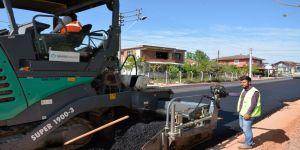 Kartepe'de asfalt çalışmaları hız kazandı