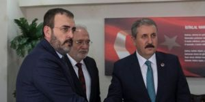 AK Parti'den BBP'ye ziyaret