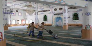 İbadethaneler Ramazana hazırlanıyor