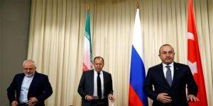 Türkiye, Rusya ve İran'ın Dışişleri Bakanları bir araya gelecek