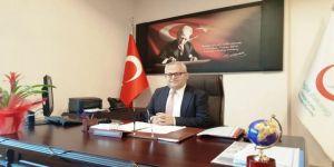 Başhekim Alkaya aday adaylığı için istifa etti