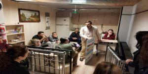 Kocaeli'de deprem bilinci aşılanıyor