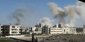 Humus'ta hava saldırısı: 11 ölü, 40 yaralı
