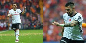 Beşiktaş'tan Pepe ve Negredo açıklaması