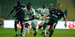 Bursaspor: 2 - Atiker Konyaspor: 1