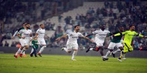 Bursaspor, 144 gün sonra ilki yaşadı