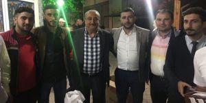 AK Parti'li gençlerden köylere çıkarma