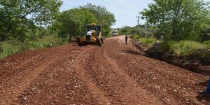 4 yılda 107 kilometre asfalt