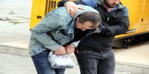 Uyuşturucu taşıyıcılığı yapan 2 kişi tutuklandı!