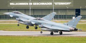 Alman Ordusu'nda 'Eurofighter' krizi