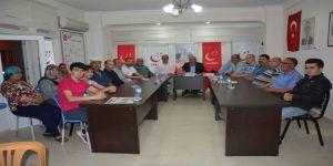 Karamollaoğlu için Saadet Partisinde imza kampanyası
