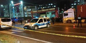 Öğrenci yurdu önünde silahlı saldırı: 1 ölü, 4 yaralı