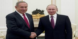 Netanyahu, Putin ile bir araya gelecek