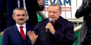 Cumhurbaşkanı Erdoğan, seçim manifestosunu açıklıyor !