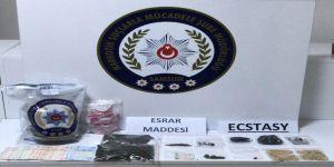 8 kişiye uyuşturucu satanlar mahkemece serbest bırakıldı