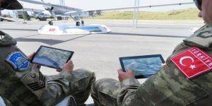 """""""Milli Google Earth"""" olan CAS Efes Tatbikatı'nda kullanıldı"""