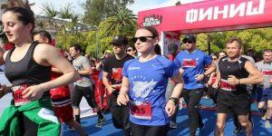 Abhazya'nın ilk maraton koşusu
