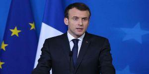 """Macron: """"ABD'nin İran anlaşmasından çıkması hata"""""""