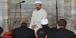 Erbaş'tan Ramazan ayı açıklaması