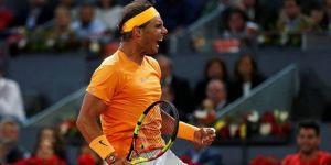 Rafael Nadal, 34 yıllık rekoru tarihe gömdü