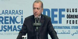 Cumhurbaşkanı Erdoğan: FETÖ yurtdışından gelen öğrencileri hedef aldı