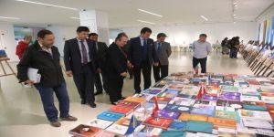 Hoca Ahmet Yesevi sergisi açıldı