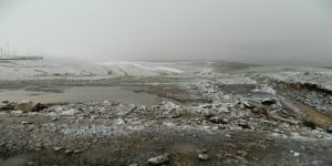 Mayıs ayında kar yağdı!