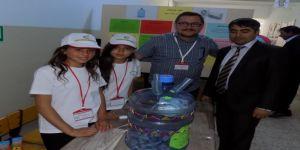 Ortaokul öğrencileri 30 liraya klima üretti