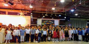 Şehit İlker Ağçay İlkokulu'ndan görkemli gece