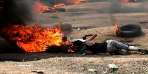 Gazze'deki katliama Türkiye'den sert tepki