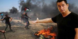 Gazze paylaşımına rekor beğeni!