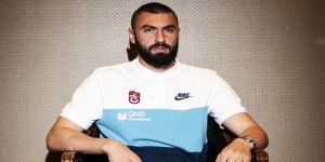Trabzonspor'dan Burak Yılmaz açıklaması!