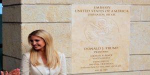 Ivanka Trump'a tepki: Babasının küçük cadısı